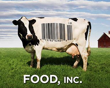 Food Inc on 100 Days of Real Food