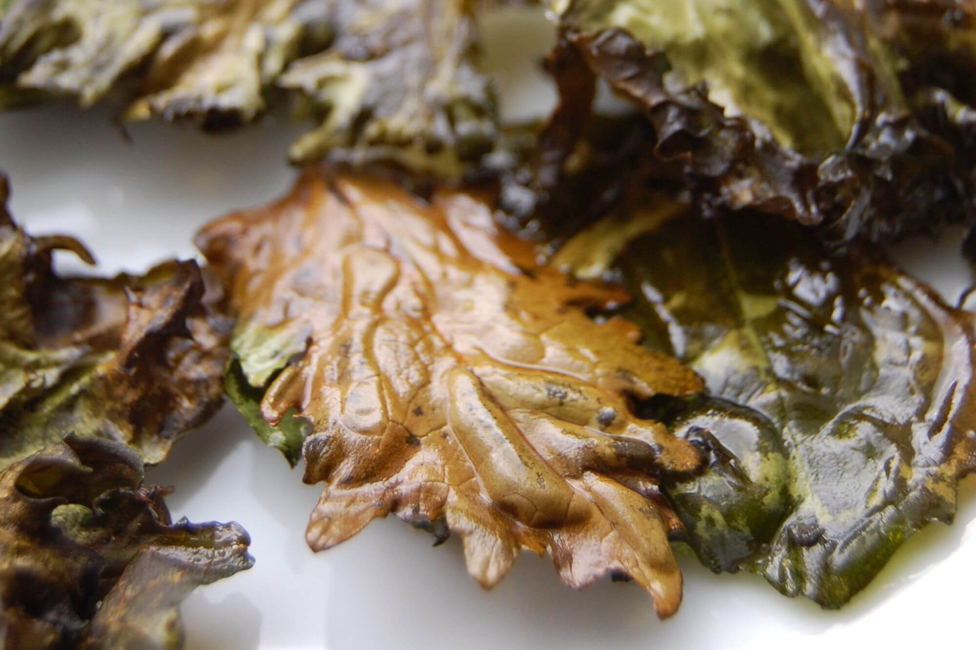 Recipe: Kale Chips (a surprisingly easy and delicious veggie!) - 100 ...