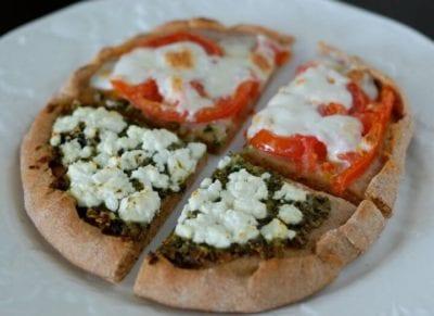 Homemade Whole-Wheat Pizza