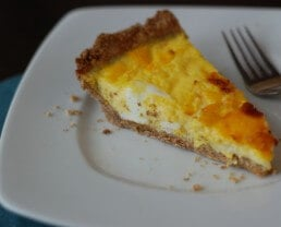 Recipe+Video: Quiche with a Super Easy Whole-Wheat Crust