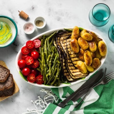 Becoming a flexitarian on 100 Days of Real Food
