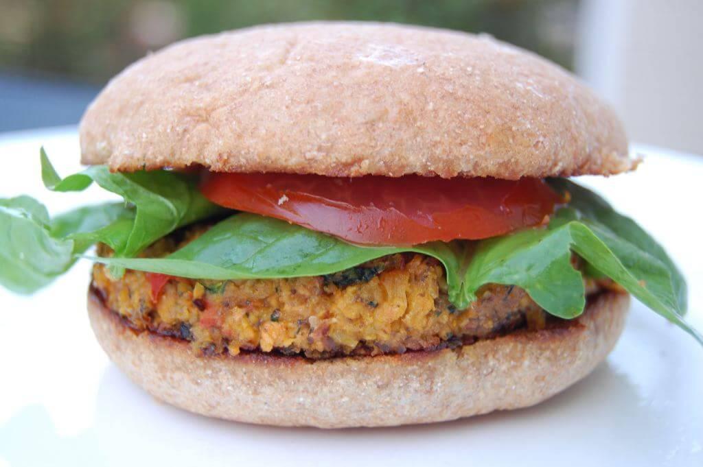 Veggie Burgers 100 Days Of Real Food