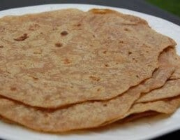 Recipe: Whole-Wheat Tortillas