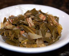 Collard Greens from 100 Days of Real Food