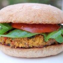 veggie burger 1 210x210 - Homemade Breadcrumbs
