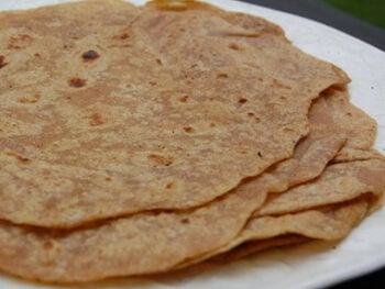 whole wheat tortillas on 100 Days of Real Food