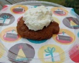 cookie with cream
