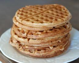 Recipe: Whole-Wheat Waffles