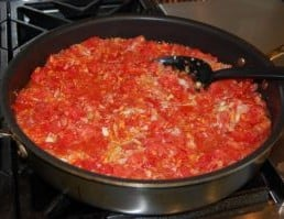 Spaghetti Sauce from 100 Days of Real Food