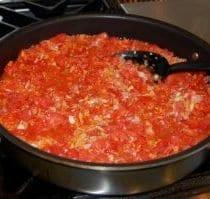 pasta 2b 210x199 - Homemade Spaghetti Sauce