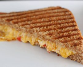 Pimento Cheese Sandwich from 100 Days of Real Food