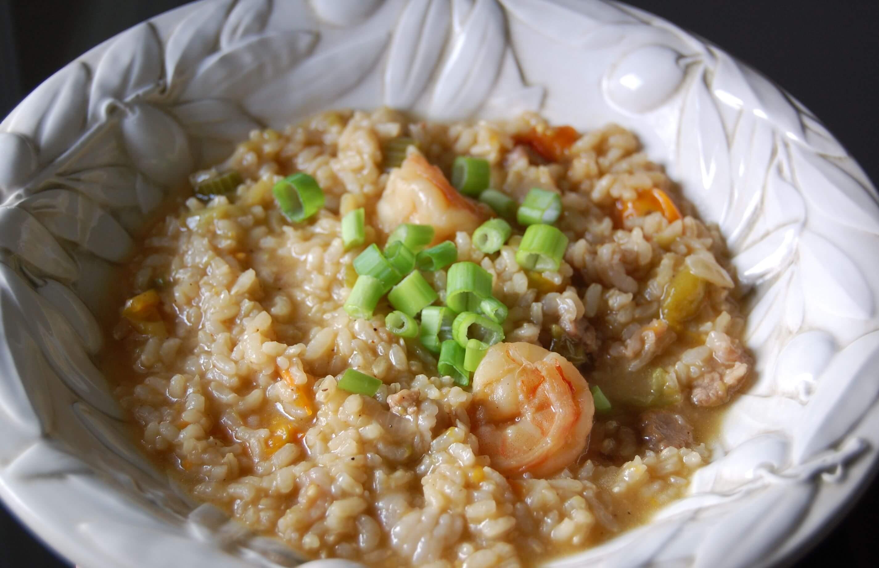 Recipe: Easy Jambalaya - 100 Days of Real Food
