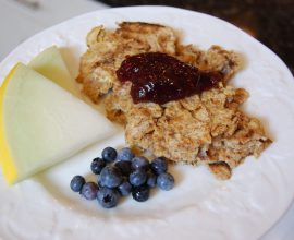 Matzo Breakfast from 100 Days of Real Food