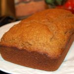 Pumpkin Bread from 100 Days of Real Food