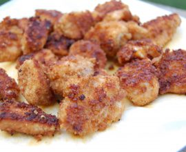 Chicken Nuggets from 100 Days of Real Food