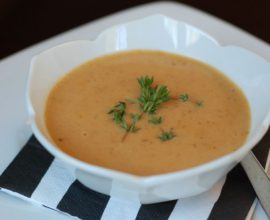 Recipe: Tomato Bisque - 100 Days of Real Food