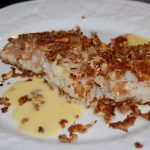 Almond Encrusted Fish by 100 Days of Real Food
