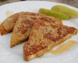 French Toast from 100 Days of Real Food