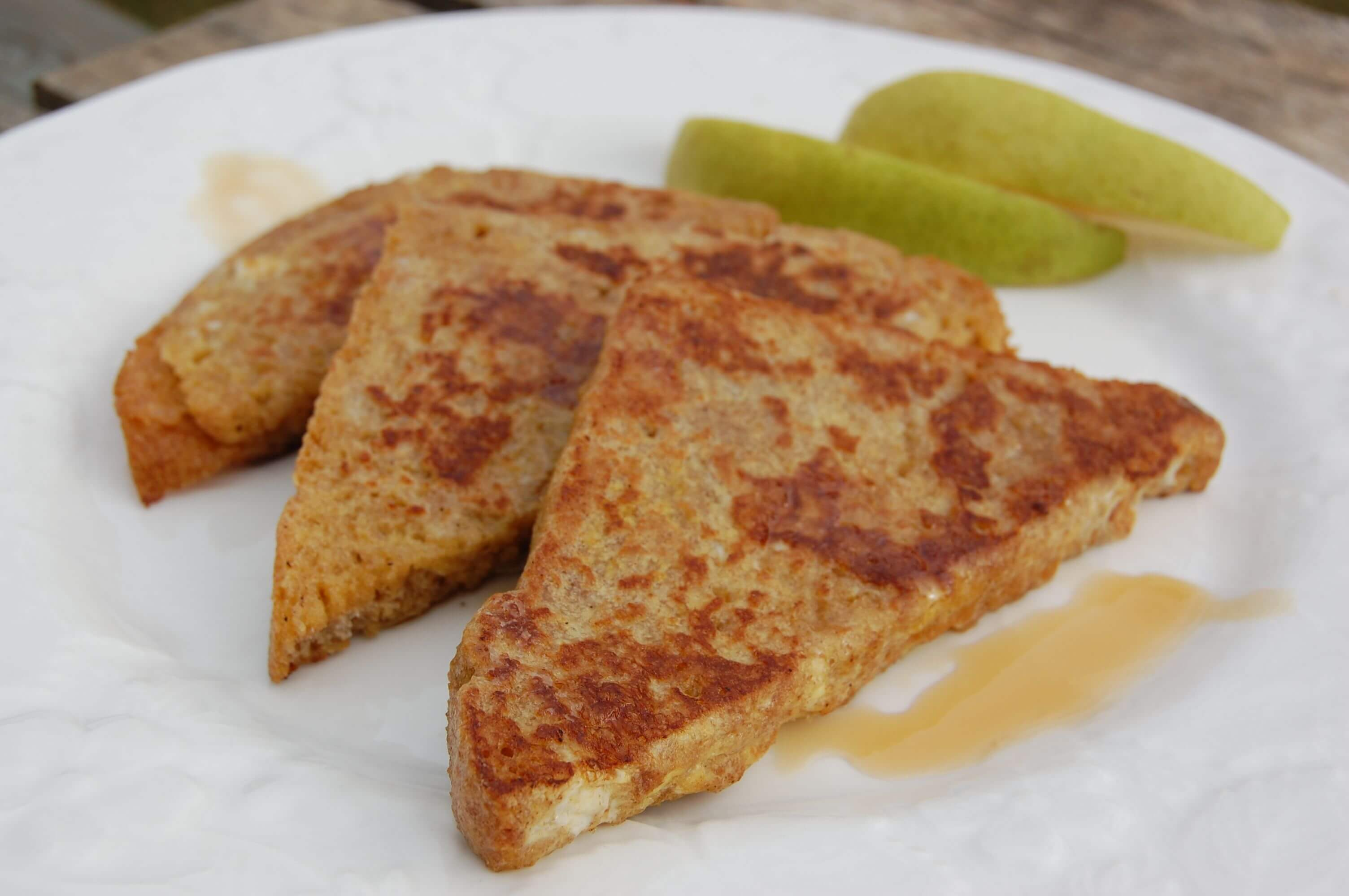 Wholewheat French Toast 100 Days Of Real Food How To Make