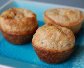 Popovers from 100 Days of Real Food