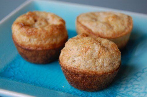 Mini Whole-Wheat Popovers - 100 Days of Real Food