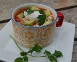 Recipe: Tortilla Soup