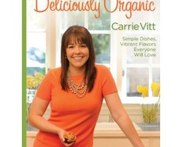 Free Cookbook Giveaway: Deliciously Organic