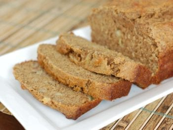 Whole-Wheat Banana Bread