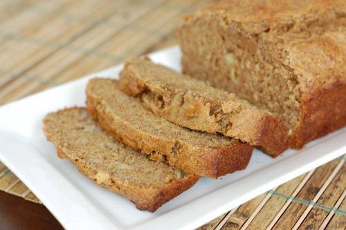 Recipe: Whole-Wheat Banana Bread from 100 Days of Real Food