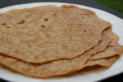 Whole-Wheat Tortillas