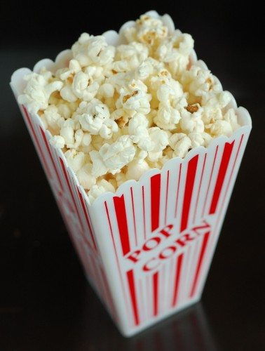 Popcorn from 100 Days of Real Food