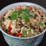 Quinoa from 100 Days of Real Food