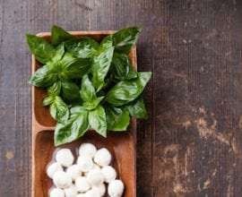 caprese pasta salad ingredients