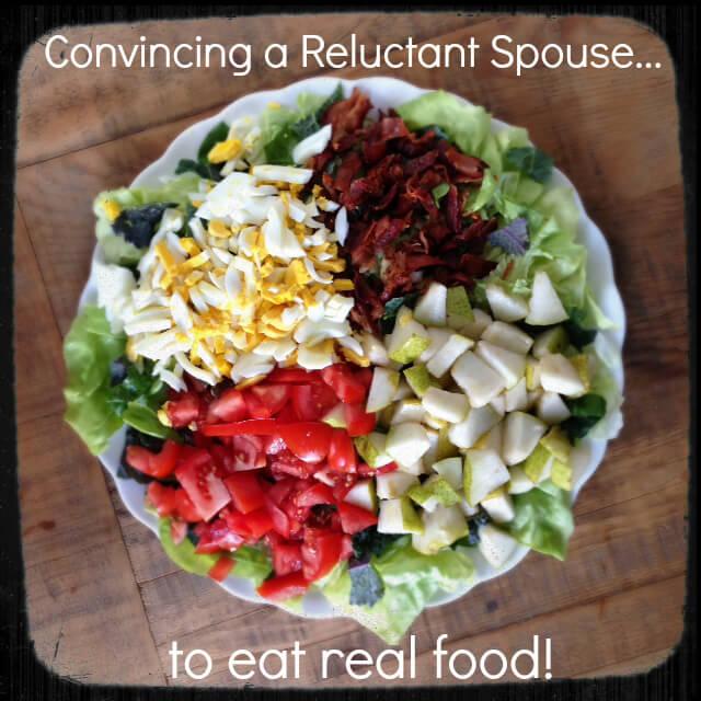 convincing a reluctant spouse