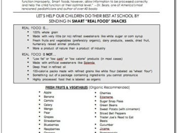 Pic of Safe Snack List1 350x263 - An Elementary School Snack List – Nut-Free