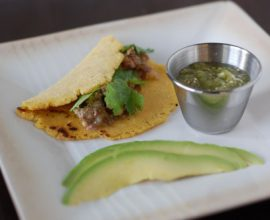 Pork-Carnitas-Taco Recipe from 100 Days of Real Food