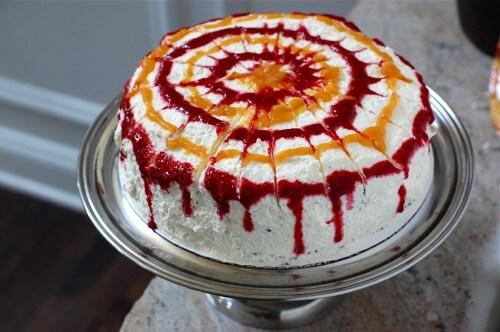 Homemade cake recipes