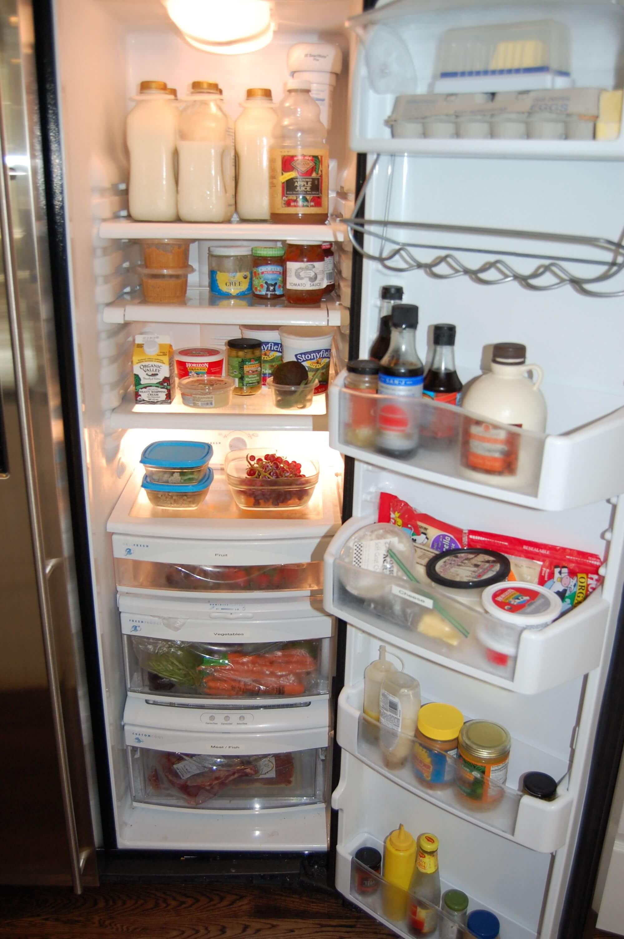 Real food tips 21 essentials for freezer pantry fridge How long will spaghetti last in the refrigerator