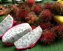 Asian Fruit