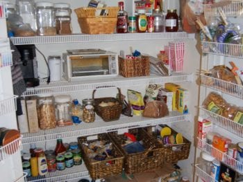 Real Food Tips: 21 Essentials for Freezer, Pantry & Fridge