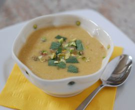 Butternut Squash Soup from 100 Days of Real Food