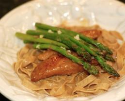 Recipe: Chicken Marsala Pasta