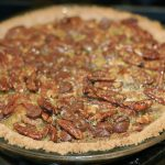 Chocolate Pecan Pie from 100 Days of Real Food