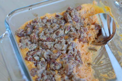 Sweet Potato Casserole Recipe from 100 Days of Real Food