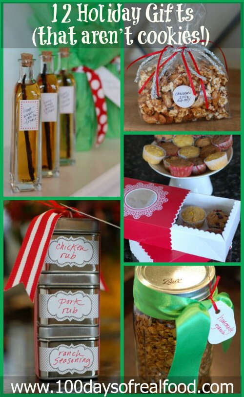 real food tips 12 homemade holiday gifts that aren t cookies