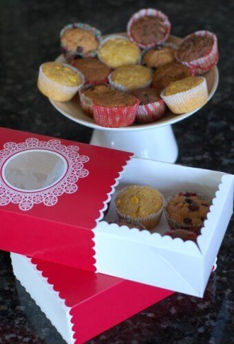 Assorted Whole Grain Muffins