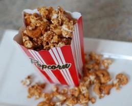 Recipe: Cinnamon Glazed Popcorn Mix
