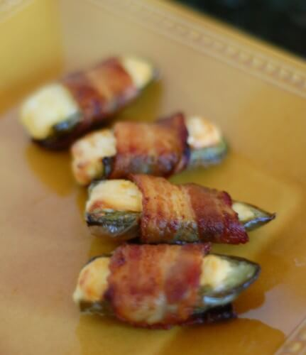 Jalapeno Poppers from 100 Days of Real Food