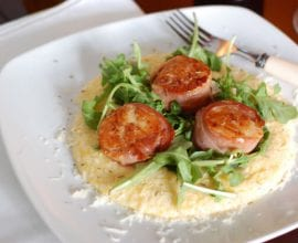 Prosciutto Wrapped Scallops from 100 Days of #RealFood