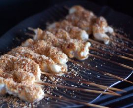 Coconut Chicken Satay from 100 Days of Real Food